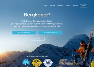 Guidefinder App –Einfach, sicher und schnell zur persönlichen Traumtour