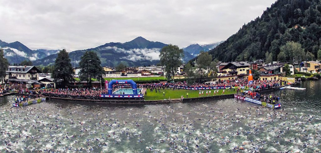Championship in Zell am See Kaprun Austria / Foto: Expa for IRONMAN