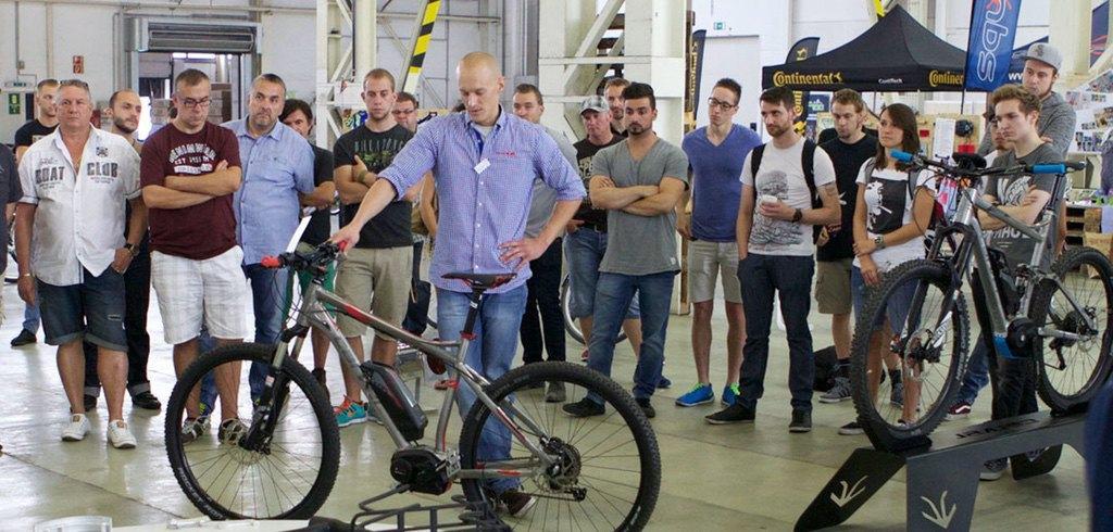 Fahrrad XXL Hausmesse