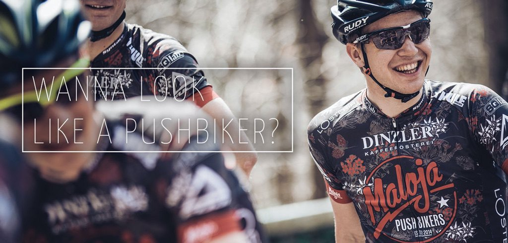 Maloja Pushbikers