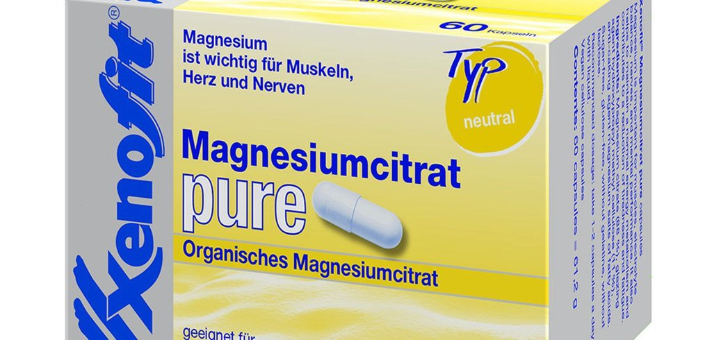 Xenofit Magnesium Citrat