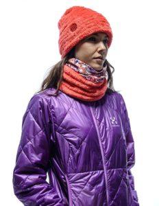 BUFF gorro polar thermal + neckwarmer polar thermal noia