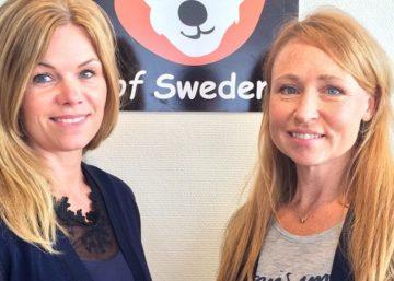 Camilla Schmidt und Maria Frykman Forsberg