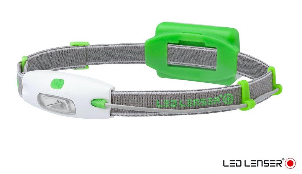 LED LENSER 6111 Neo Standard Green
