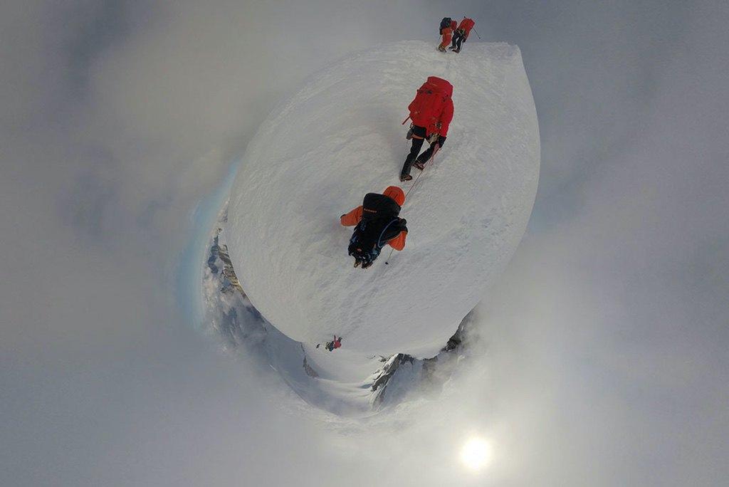 Mont Blanc Rolf Schmid 360 Perspektive