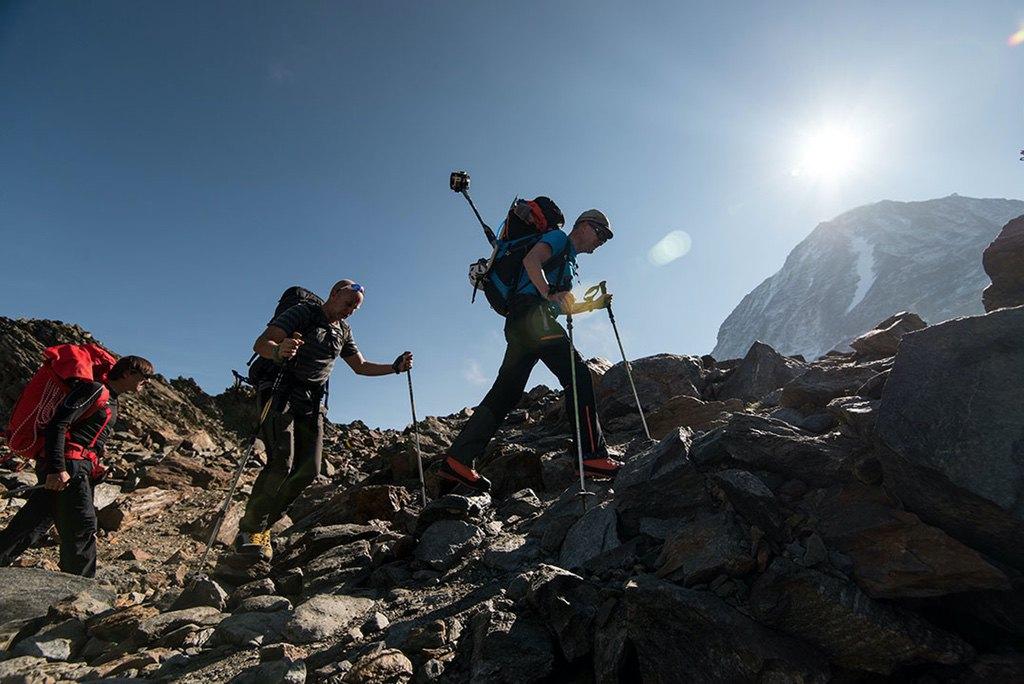 Mont Blanc Rolf Schmid / Foto: (c) Julian Rohn