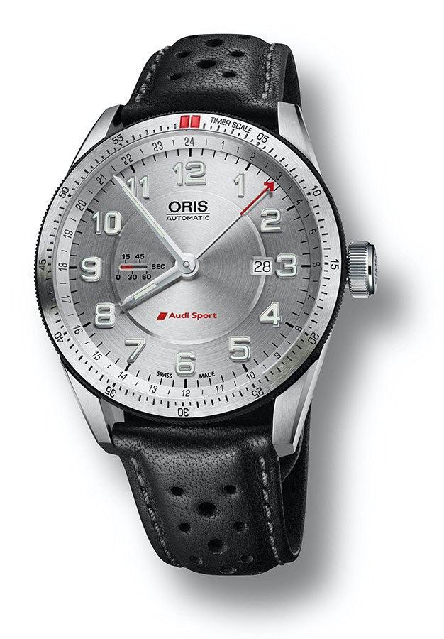 Oris 2015 Audi Sport GMT LS