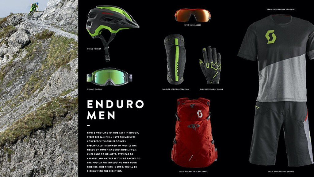 Scott Progressive Enduro Men 2016