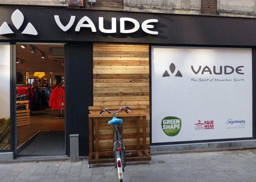 VAUDE-Store Leuven