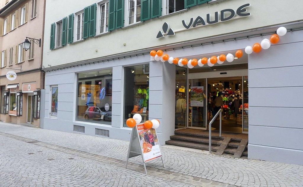 VAUDE-Store Tübingen
