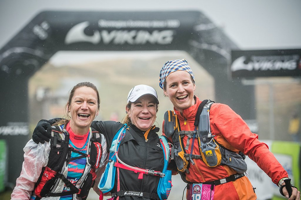 Viking Women's Trail 2015