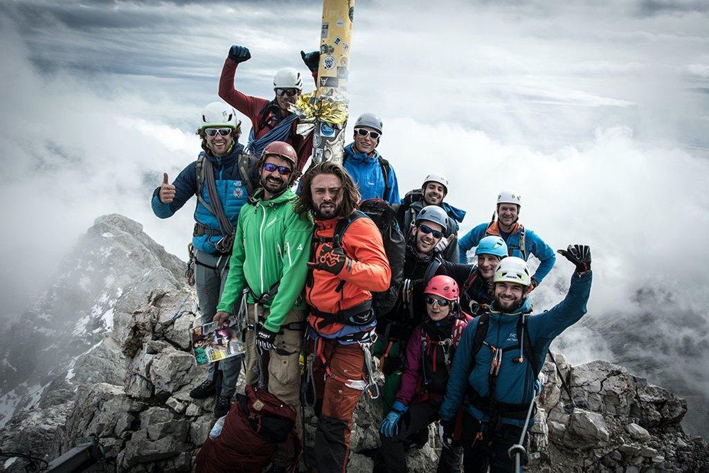 HANWAG Alpine Experience 2015