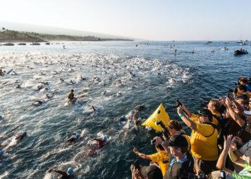 Ironman Hawaii 2015 / Foto: Delly Carr / IRONMAN