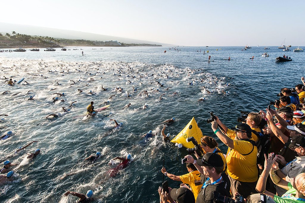 Ironman Hawaii 2015 / Foto: Delly Carr / IRONMAN