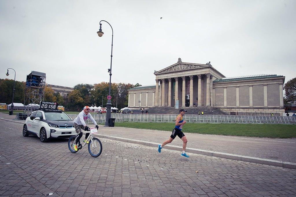 München Marathon 2015