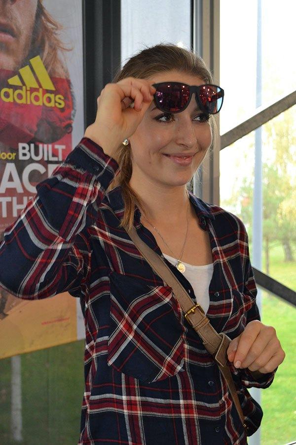 adidas Sport eyewear Einkleidung DSV Luise Kummer