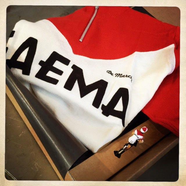 De Marchi Faema Jersey Box