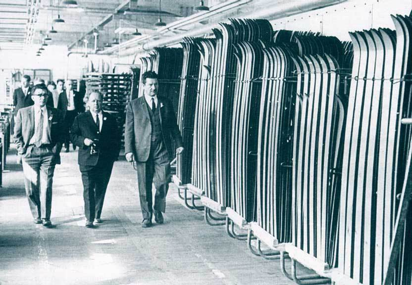 Elan 1960 Produktion
