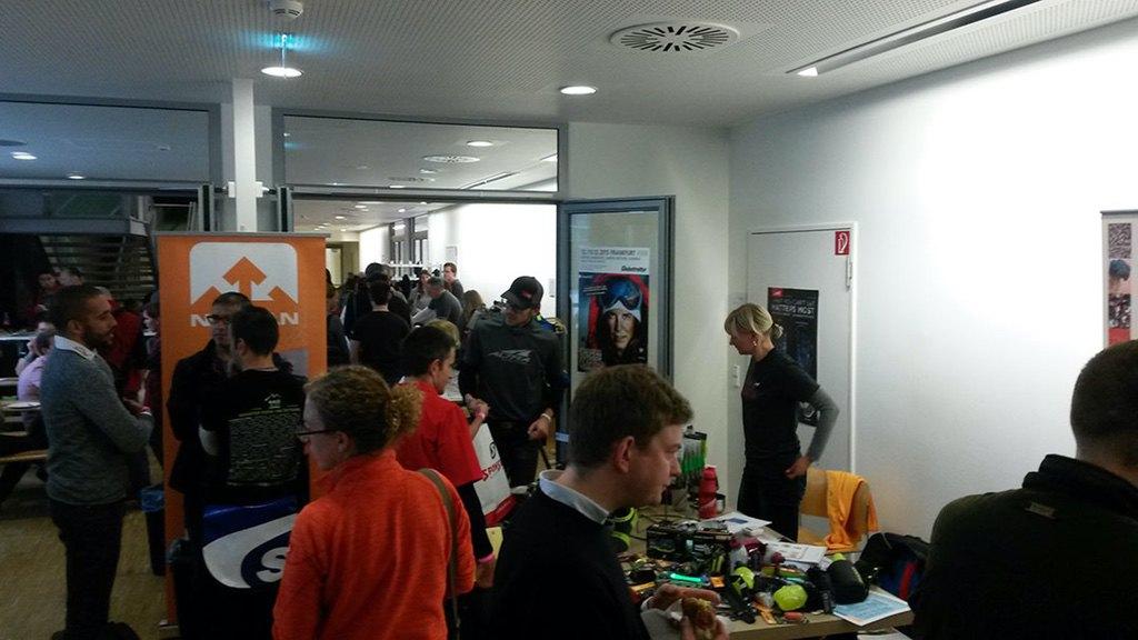 Extremsport-Tag Frankfurt 2015