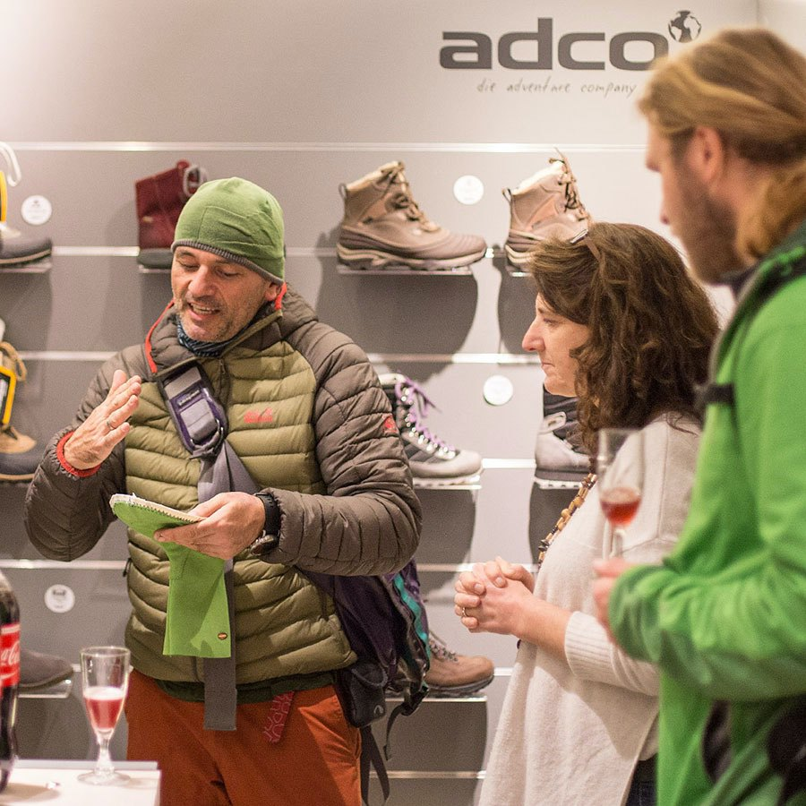 Lizzard ADCO Grip together / Foto: Martin Böhm I ADCO