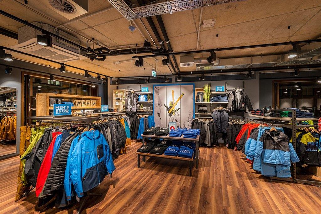 Planet Sports Flagship Store München / Foto: Phil Pham für 21sportsgroup