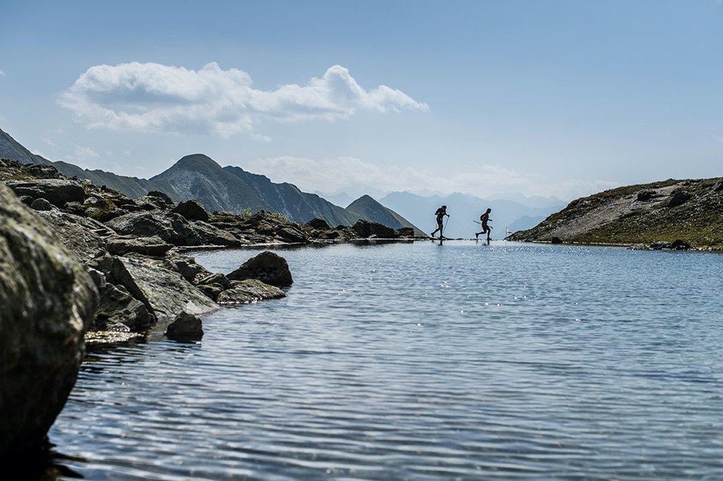 Transalpine-Run 2015 / Foto: Harald Wisthaler
