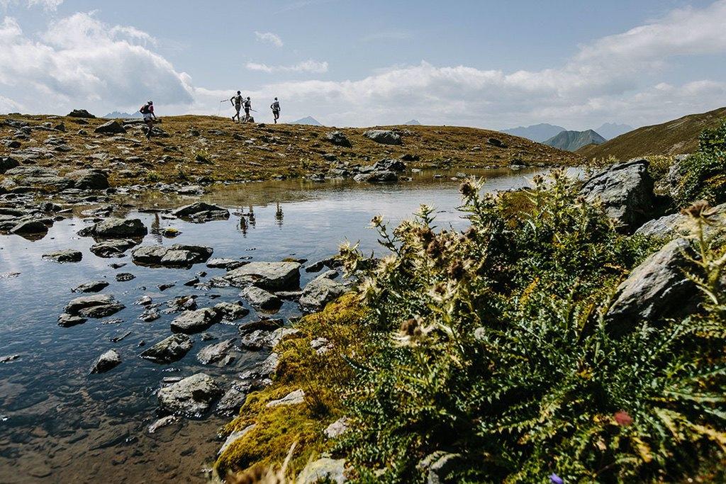 Transalpine-Run 2015 / Foto: Klaus Fengler