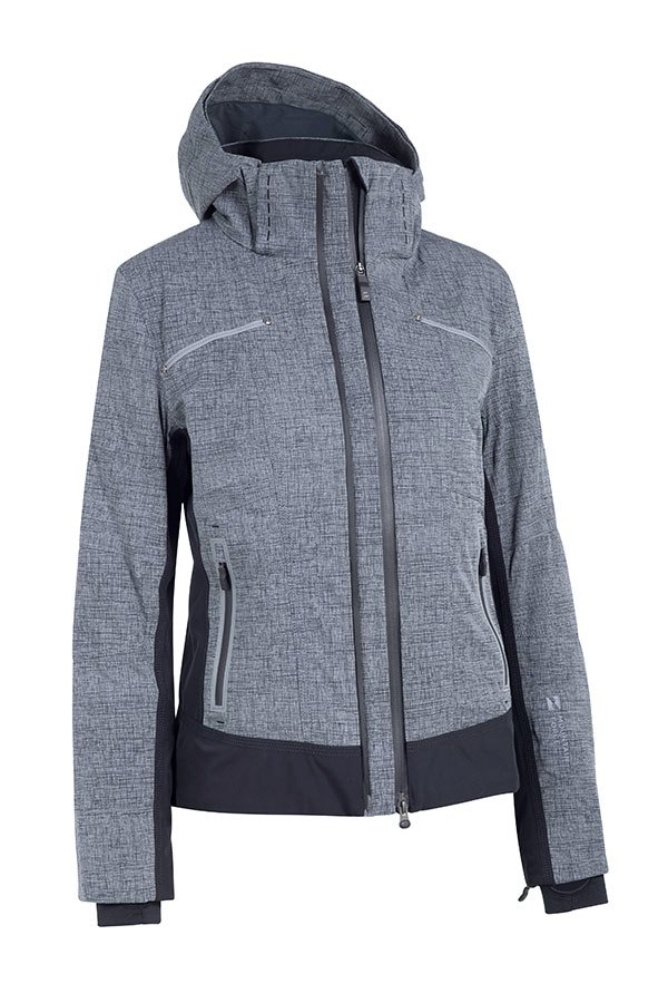 Mountain Force Wmn Rider Jacket Print
