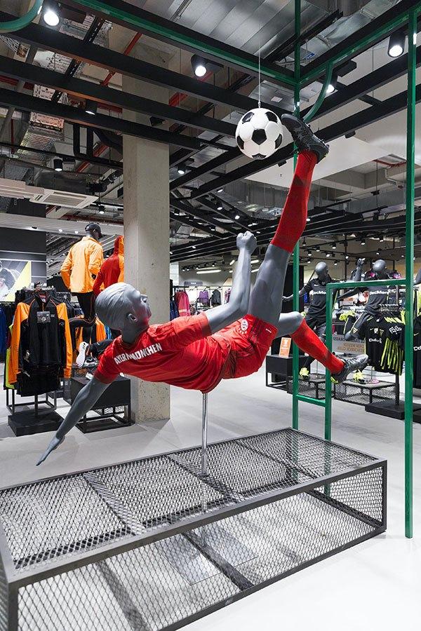 SportScheck Fussballsortiment