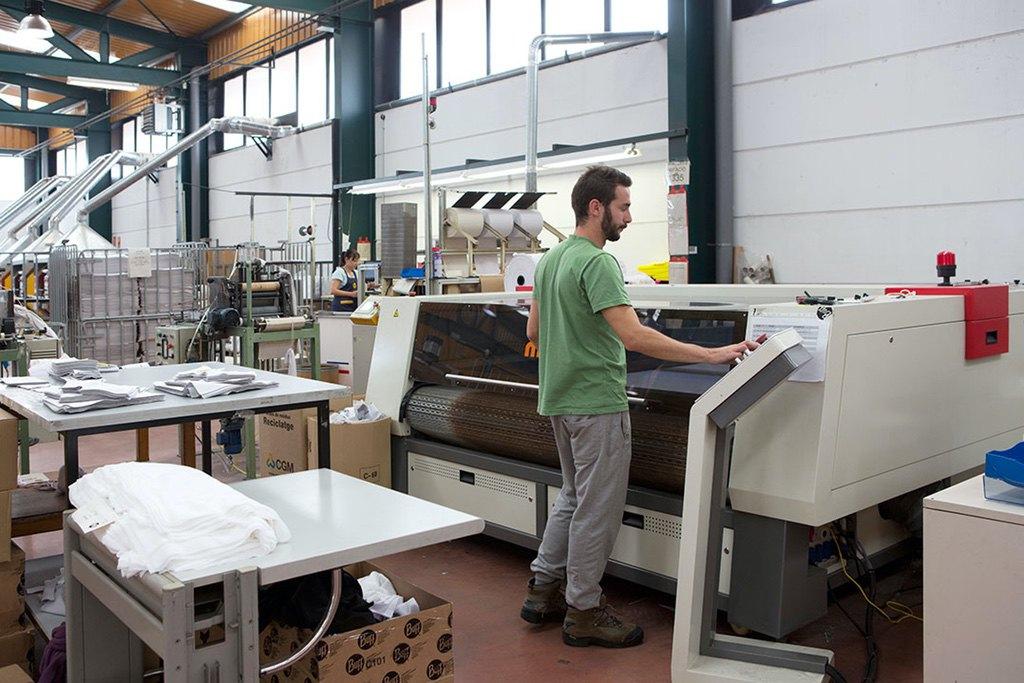 Buff Produktion Spanien
