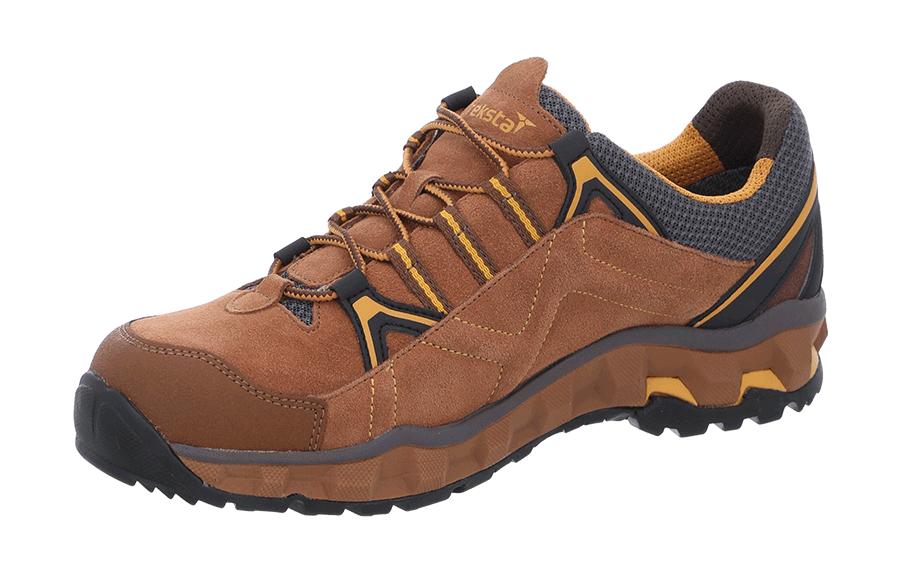 Treksta LIBERO GTX M/'S Herren Sportschuhe Braun Sneaker Turn Schuhe