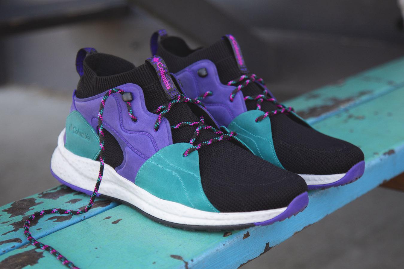 Columbia SHFT Wanderschuh in Sneaker Optik |